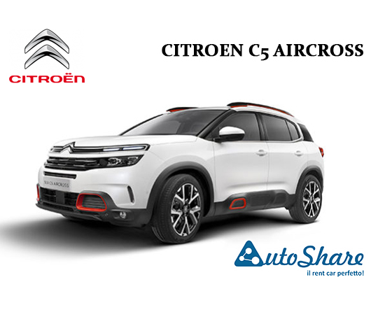 citroen c5 haircross